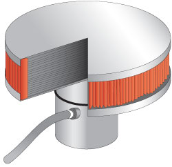 Backfire flame arrestor