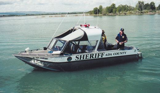 Idaho Boating Law Enforcement