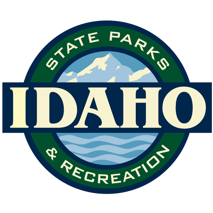 Idaho Department of Parks and Recreation Logo