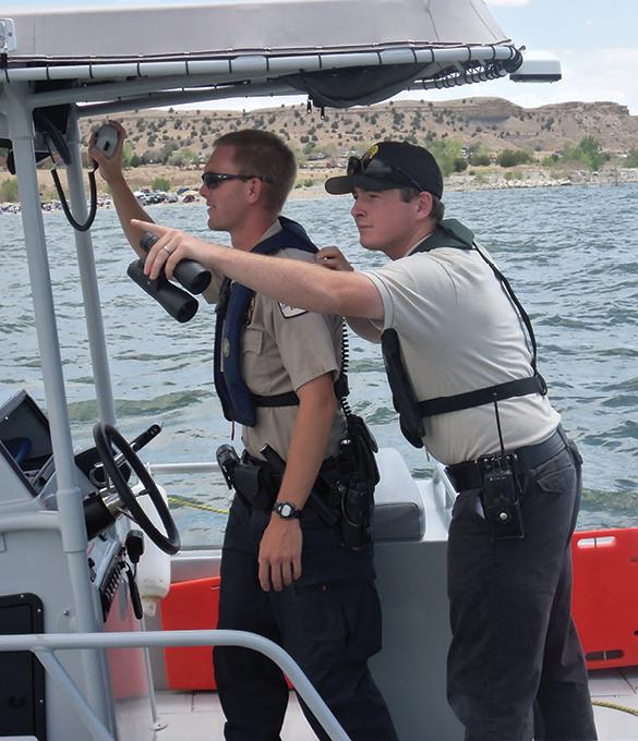 Colorado Enforcement Officers