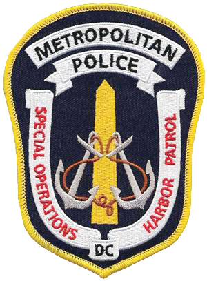 DC Metropolitan Police Logo