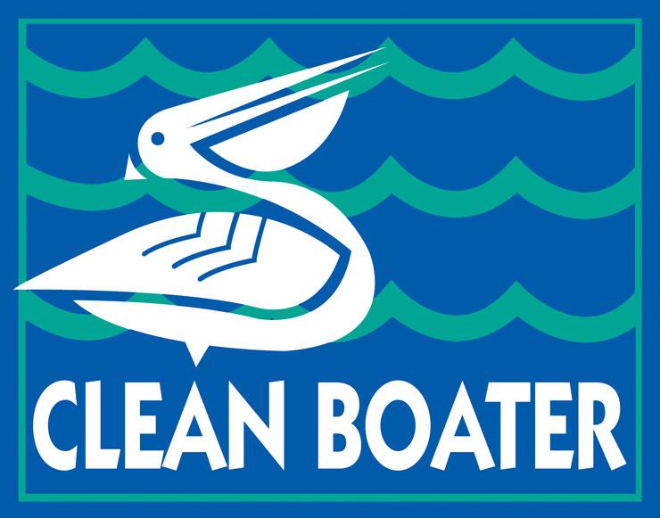 Florida Clean Boater Program Logo