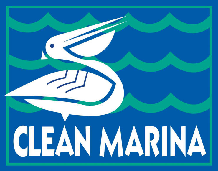 Florida Clean Marina Program Logo