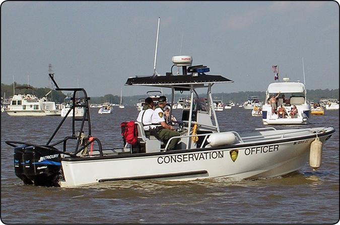 Enforcement Officers