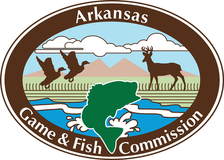 Arkansas Game and Fish Commission Logo