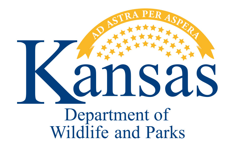Kansas Department of Wildlife, Parks and Tourism Logo