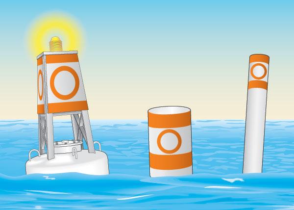 Control buoys