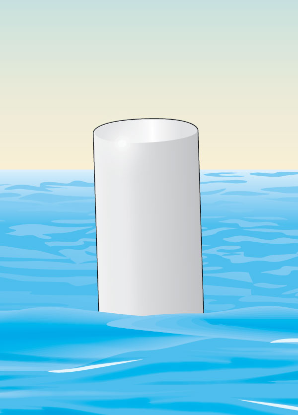Swimming buoy