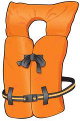 Wearable Near-Shore Vests