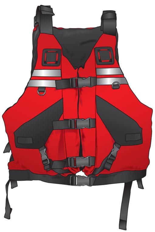 Type III Wearable Flotation Aid
