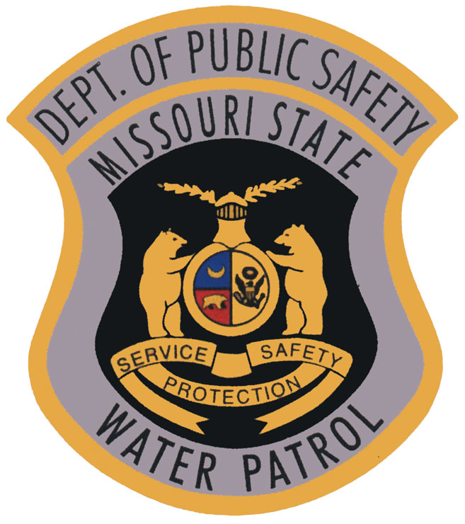 Missouri State Water Patrol Patch