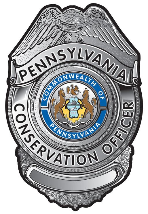 Pennsylvania Conservation Officer Badge
