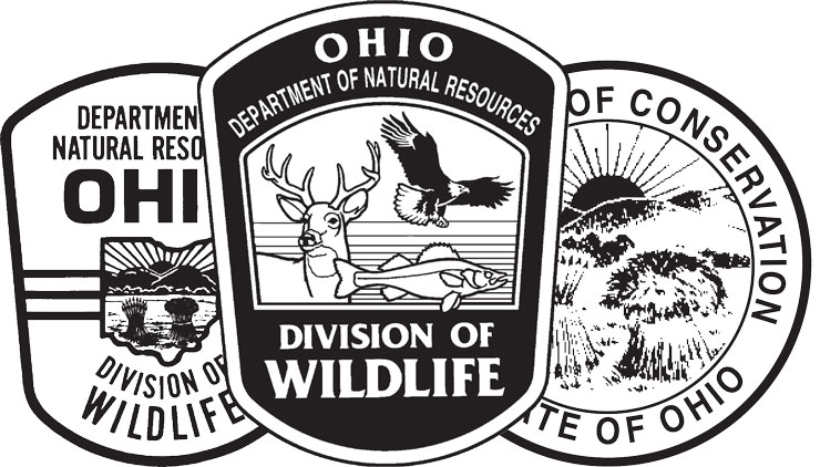 Ohio Division of Wildlife Logos