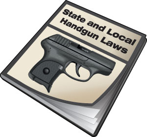 Handgun laws manual
