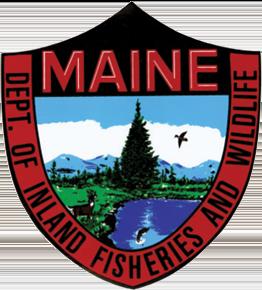 Maine Department of Inland Fisheries and Wildlife Logo