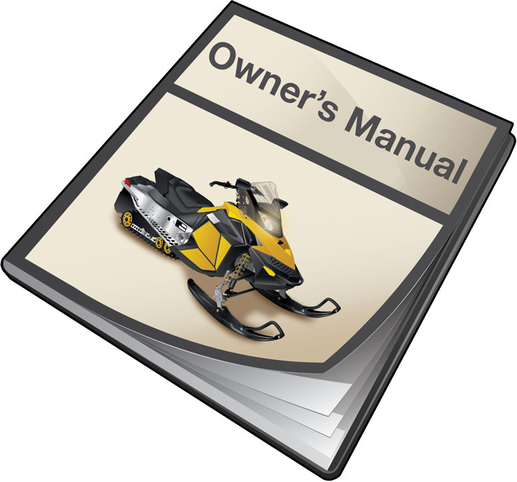 Snowmobile owner's manual