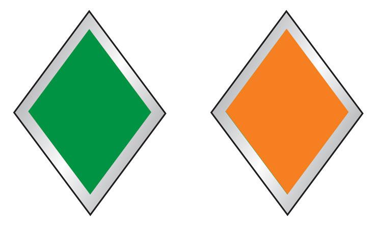 Trail Marker—Blazer