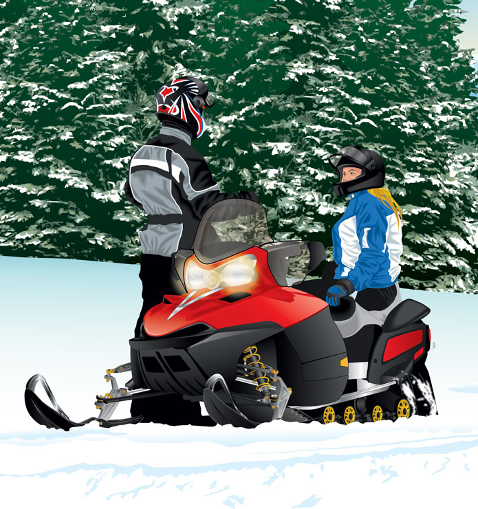 Snowmobile—Youth operators