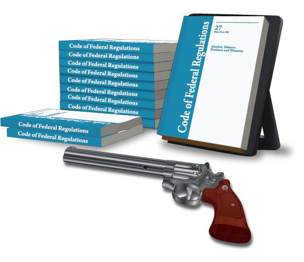 Federal handgun laws