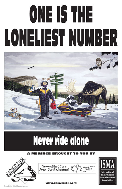 One Is the Loneliest Number—ISMA