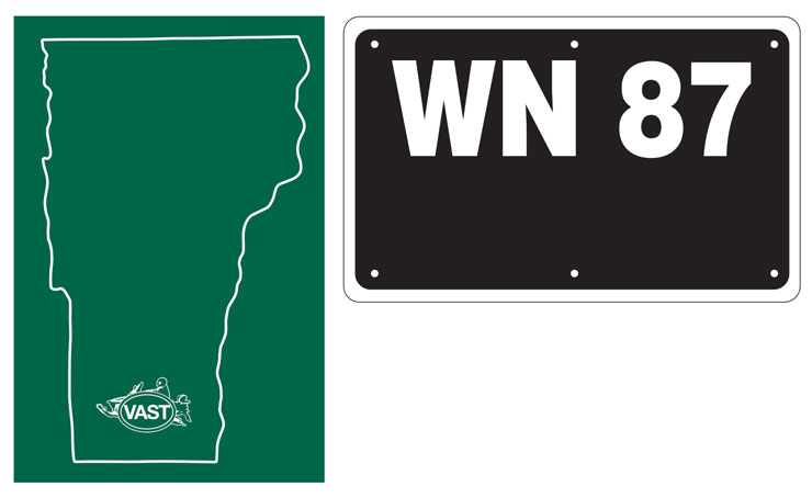 Route and Junction Marker