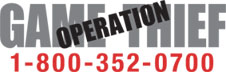 Arizona Operation Game Thief logo