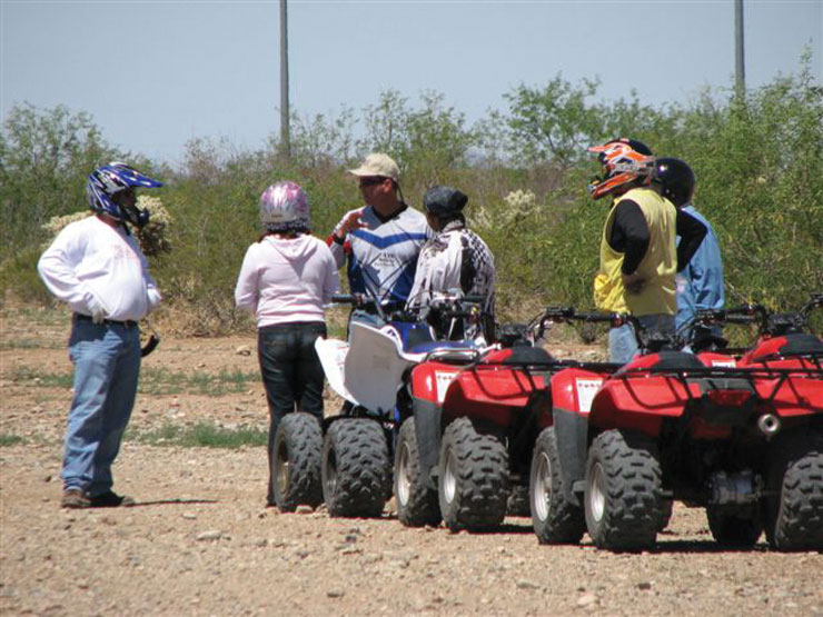Arizona ATV club
