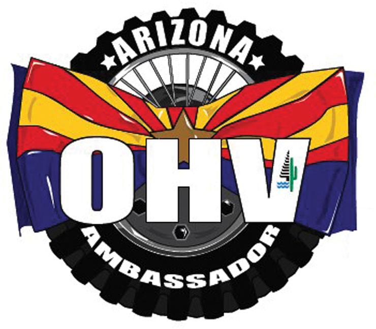 Arizona OHV Ambassador logo