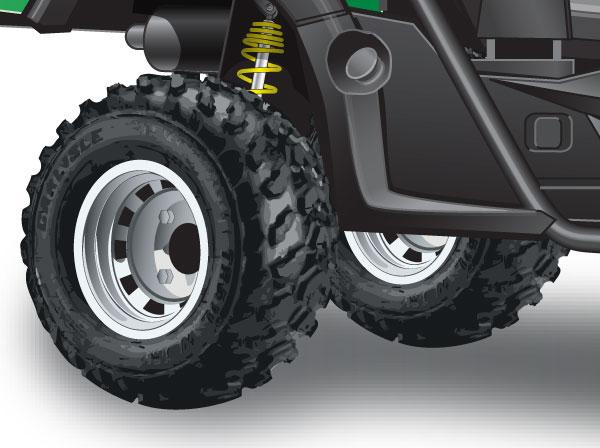 UTV tire