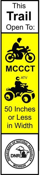 MCCCT/motorcycle/ATV marker