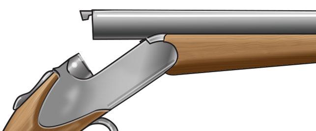 Gun parts: Action