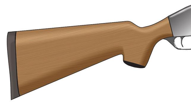 Gun parts: Stock