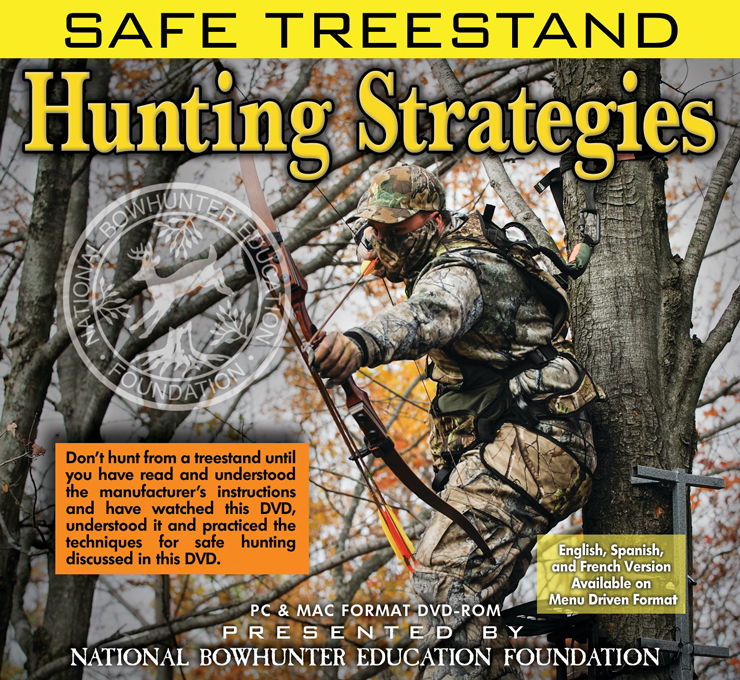 Safe Treestand Hunting Strategies DVD