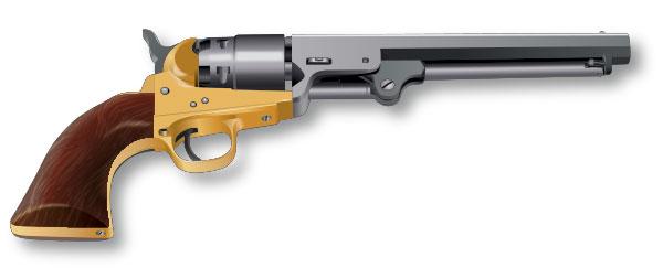Muzzleloader handgun